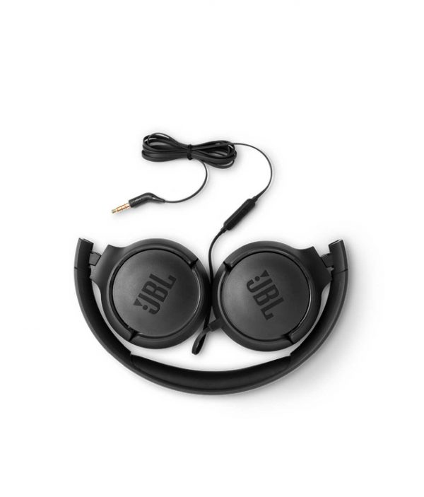 Auriculares JBL Tune 500 Black 2